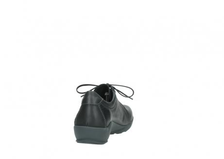 wolky veterschoenen 1570 sena 100 zwart geolied nubuck_8