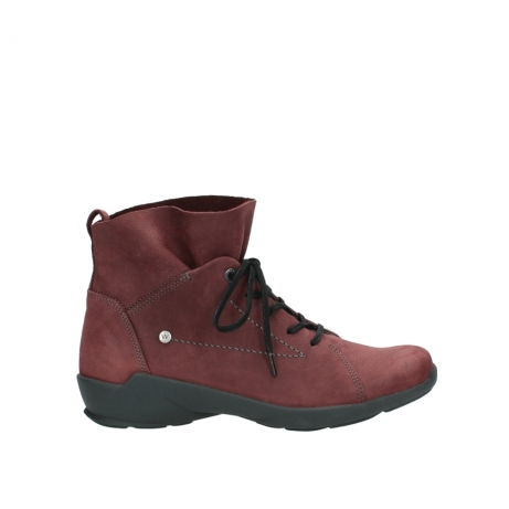 wolky veterschoenen 1574 bello 151 bordeaux nubuck