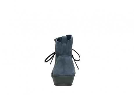 wolky veterschoenen 1574 bello 180 donkerblauw nubuck_7