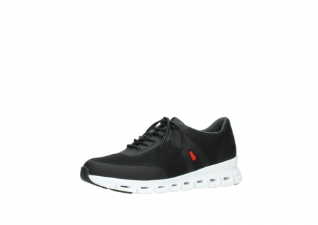 wolky lace up shoes 2050 nano 900 black mesh upper_23