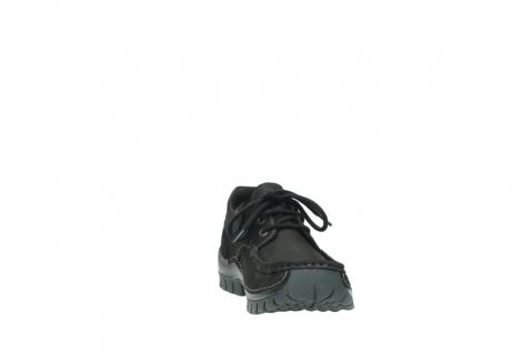 wolky veterschoenen 4726 fly winter 500 zwart geolied nubuck_18