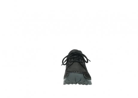 wolky veterschoenen 4726 fly winter 500 zwart geolied nubuck_19