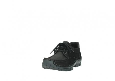 wolky veterschoenen 4726 fly winter 500 zwart geolied nubuck_21