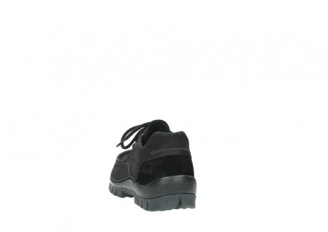 wolky veterschoenen 4726 fly winter 500 zwart geolied nubuck_6