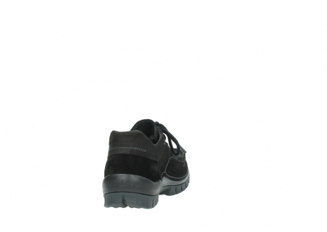 wolky veterschoenen 4726 fly winter 500 zwart geolied nubuck_8