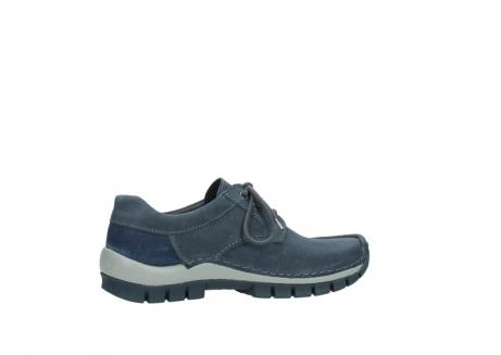 wolky veterschoenen 4734 seamy fly 180 jeans blauw nubuck_12