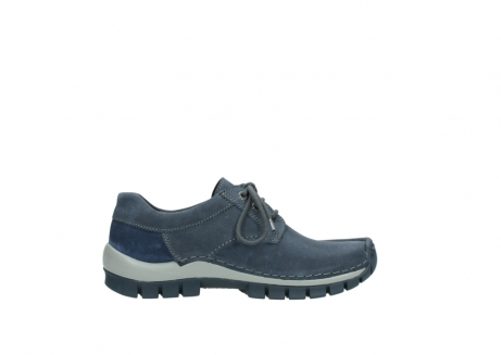 wolky veterschoenen 4734 seamy fly 180 jeans blauw nubuck_13