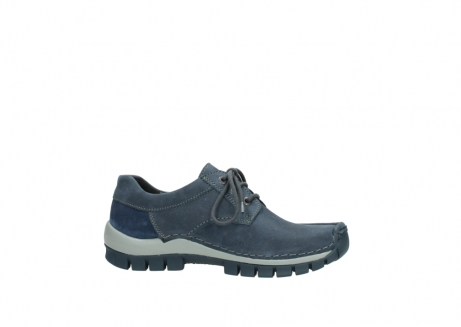 wolky veterschoenen 4734 seamy fly 180 jeans blauw nubuck_14