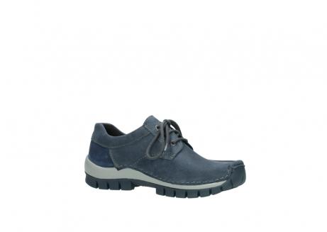 wolky veterschoenen 4734 seamy fly 180 jeans blauw nubuck_15