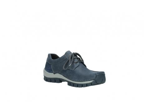 wolky veterschoenen 4734 seamy fly 180 jeans blauw nubuck_16
