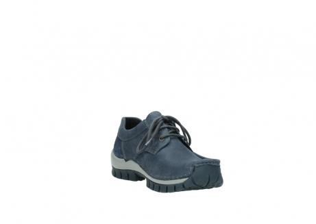 wolky veterschoenen 4734 seamy fly 180 jeans blauw nubuck_17