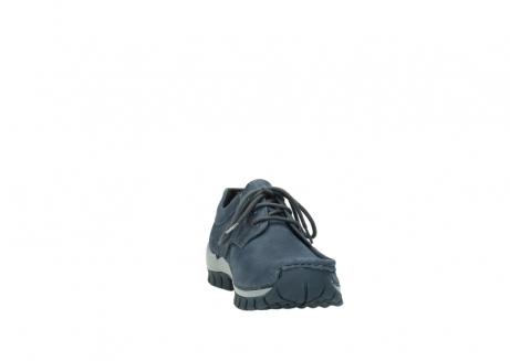 wolky veterschoenen 4734 seamy fly 180 jeans blauw nubuck_18