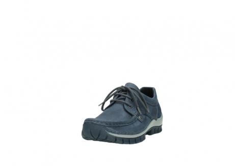 wolky veterschoenen 4734 seamy fly 180 jeans blauw nubuck_21
