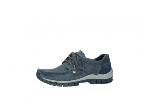 wolky veterschoenen 4734 seamy fly 180 jeans blauw nubuck_24