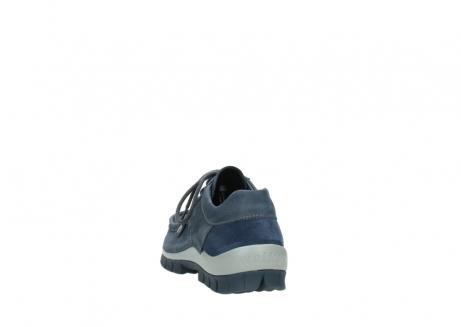 wolky veterschoenen 4734 seamy fly 180 jeans blauw nubuck_6