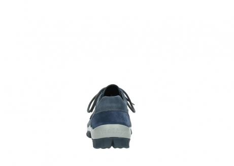 wolky veterschoenen 4734 seamy fly 180 jeans blauw nubuck_7