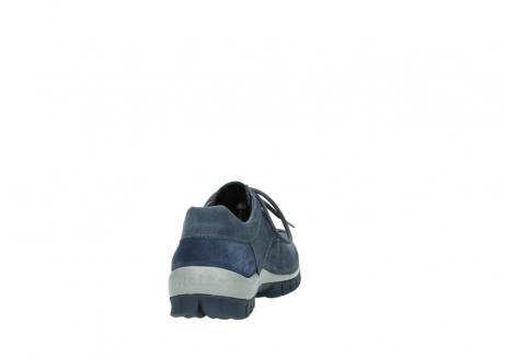 wolky veterschoenen 4734 seamy fly 180 jeans blauw nubuck_8