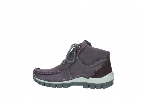 wolky schnurschuhe 4735 seamy cross up 160 lila nubukleder_2