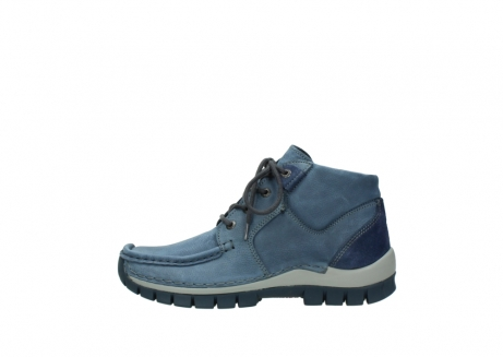 wolky veterschoenen 4735 seamy cross up 180 donkerblauw nubuck_1