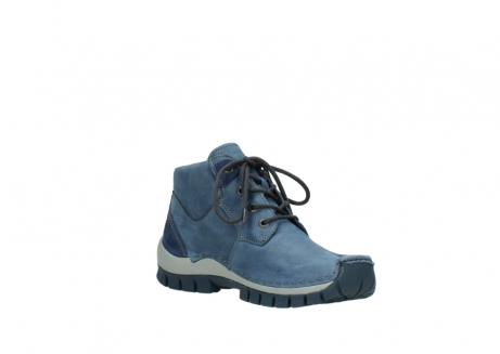 wolky veterschoenen 4735 seamy cross up 180 donkerblauw nubuck_16