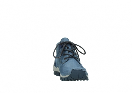 wolky veterschoenen 4735 seamy cross up 180 donkerblauw nubuck_18