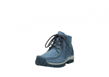 wolky veterschoenen 4735 seamy cross up 180 donkerblauw nubuck_21