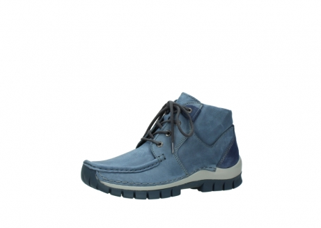 wolky veterschoenen 4735 seamy cross up 180 donkerblauw nubuck_23