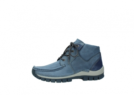wolky veterschoenen 4735 seamy cross up 180 donkerblauw nubuck_24