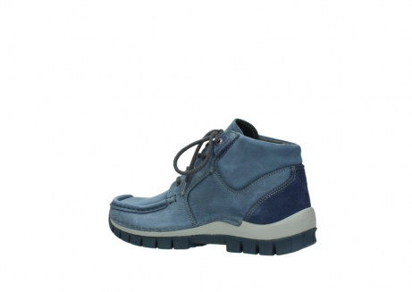 wolky veterschoenen 4735 seamy cross up 180 donkerblauw nubuck_3