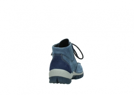 wolky veterschoenen 4735 seamy cross up 180 donkerblauw nubuck_8