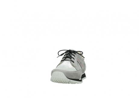 wolky veterschoenen 5800 e walk 220 grijs nubuck_20