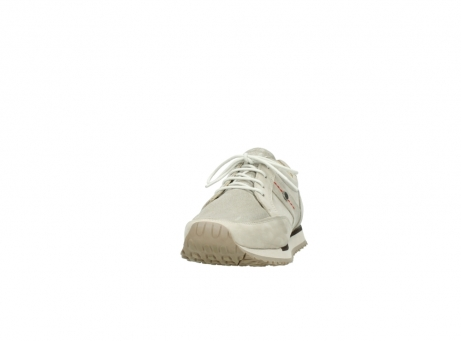 wolky veterschoenen 5800 e walk 239 beige nubuck_20