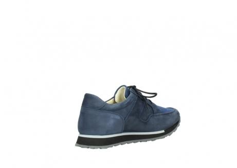 wolky veterschoenen 5800 e walk 280 donkerblauw nubuck_10