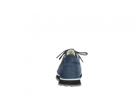 wolky veterschoenen 5800 e walk 280 donkerblauw nubuck_7