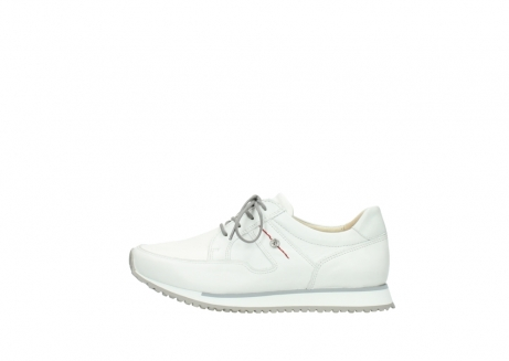 wolky lace up shoes 5800 e walk 710 white leather_1