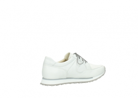 wolky lace up shoes 5800 e walk 710 white leather_11