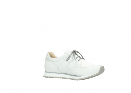 wolky lace up shoes 5800 e walk 710 white leather_15