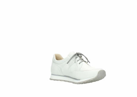 wolky lace up shoes 5800 e walk 710 white leather_16