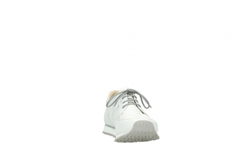 wolky lace up shoes 5800 e walk 710 white leather_18