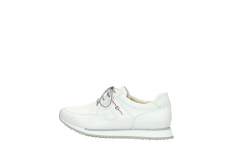 wolky lace up shoes 5800 e walk 710 white leather_2