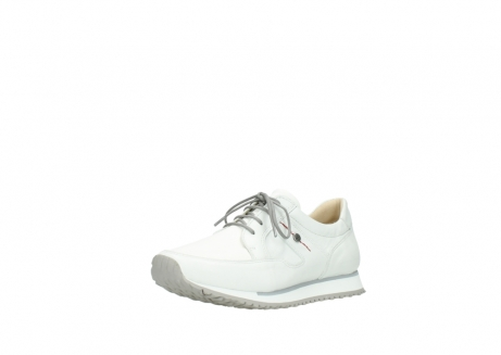 wolky lace up shoes 5800 e walk 710 white leather_22