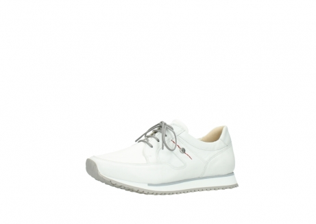 wolky lace up shoes 5800 e walk 710 white leather_23
