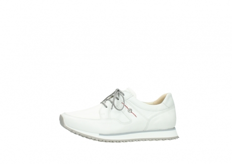 wolky lace up shoes 5800 e walk 710 white leather_24