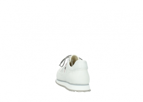 wolky lace up shoes 5800 e walk 710 white leather_6