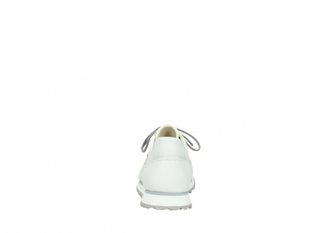 wolky lace up shoes 5800 e walk 710 white leather_7