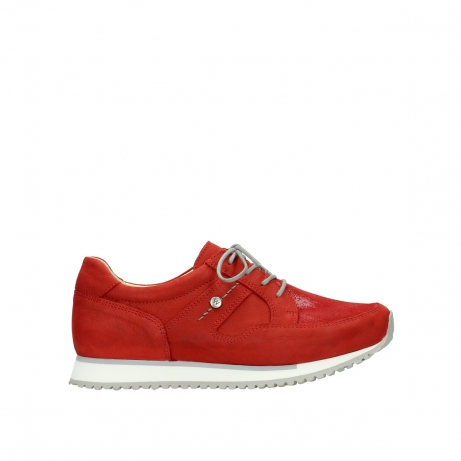 wolky walking shoes 05804 e walk 11500 red stretch nubuck