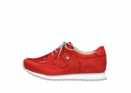 wolky walking shoes 05804 e walk 11500 red stretch nubuck_1