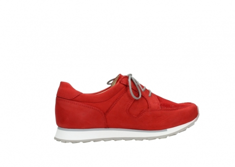 wolky walking shoes 05804 e walk 11500 red stretch nubuck_12
