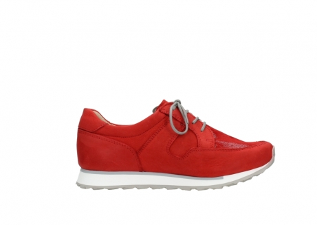 wolky walking shoes 05804 e walk 11500 red stretch nubuck_13