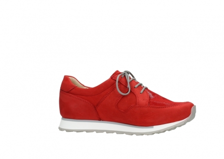 wolky walking shoes 05804 e walk 11500 red stretch nubuck_14
